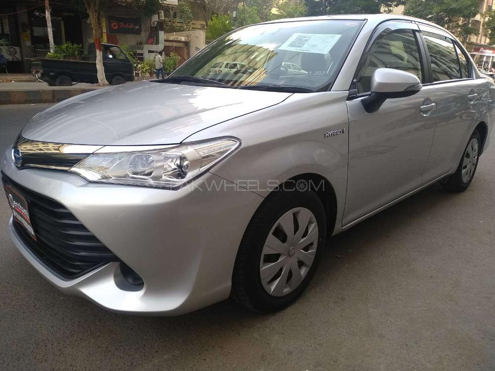 Toyota Corolla Axio X 