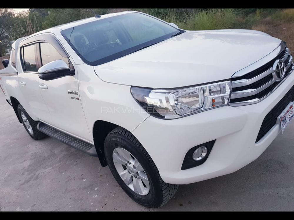 Toyota Hilux Revo G Automatic 2.8 2019 Image-1