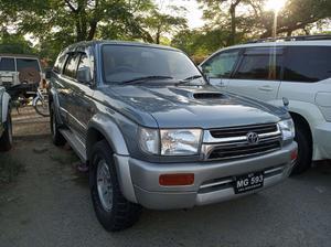 1cc336ec45e5 Toyota Surf SSR-G for sale in Islamabad | PakWheels