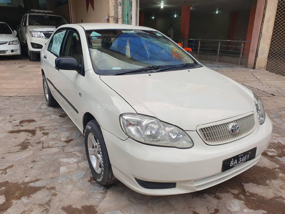 Toyota Corolla Xli 2008 For Sale In Peshawar