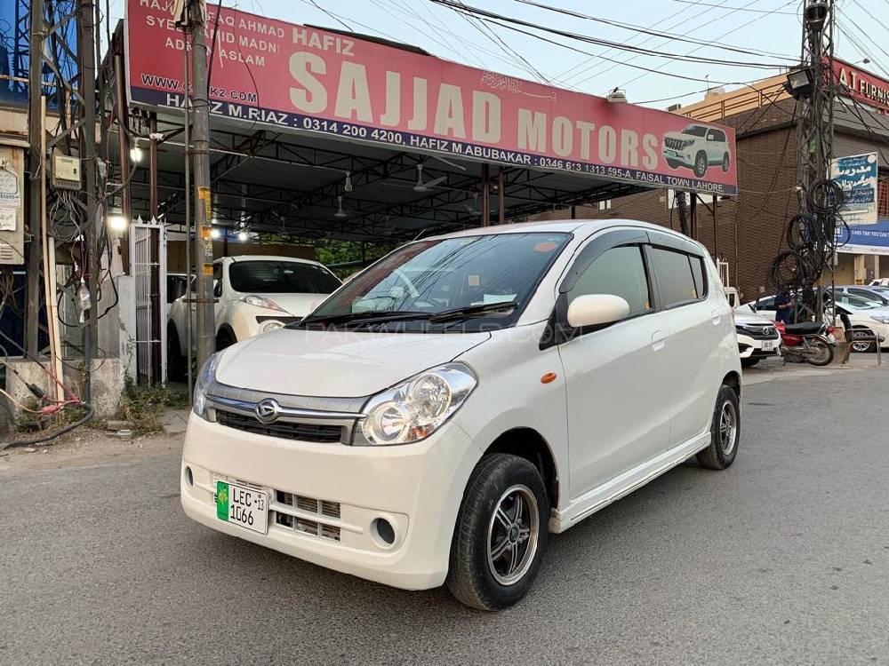 Daihatsu Mira Custom X 2007 Image-1