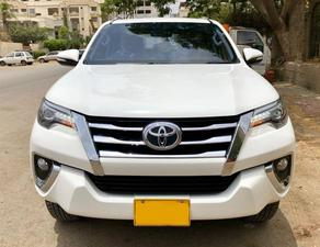 Toyota Fortuner 2018 Cars for sale in Pakistan   PakWheels