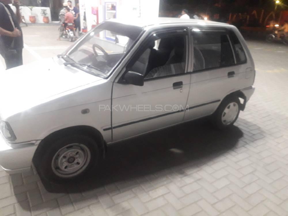 Suzuki Mehran VXR 2019 Image-1