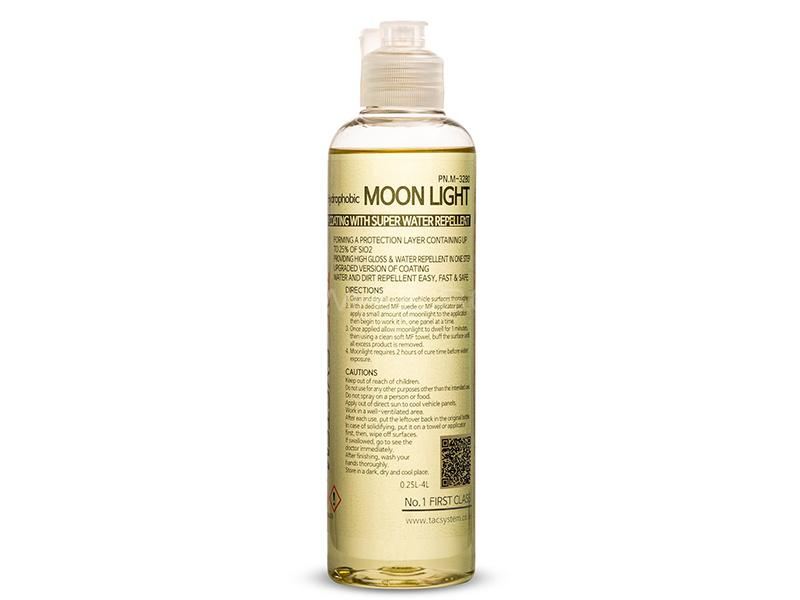 Tac System Moon Light Super Glass Coating Sio2 - 250ml Image-1