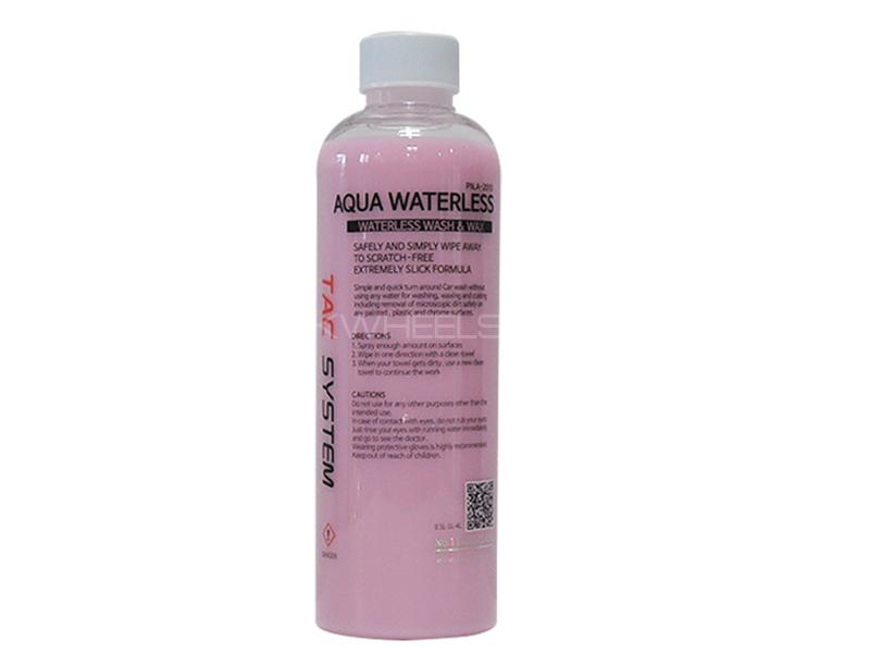 Tac System Aqua Waterless - 500ml Image-1