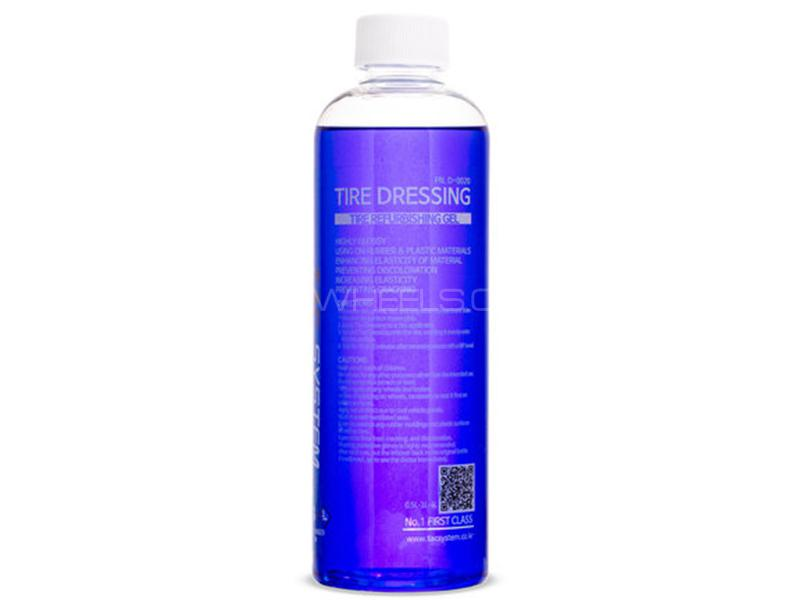 Tac System Tire Dressing - 500ml Image-1