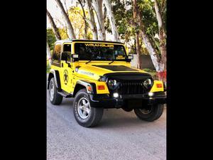Jeep Wrangler for sale in Pakistan   PakWheels