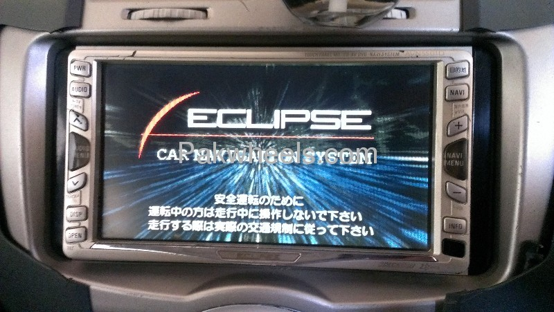 Vitz Eclipse Touch Dvd Player Tv Navigation For Sale In