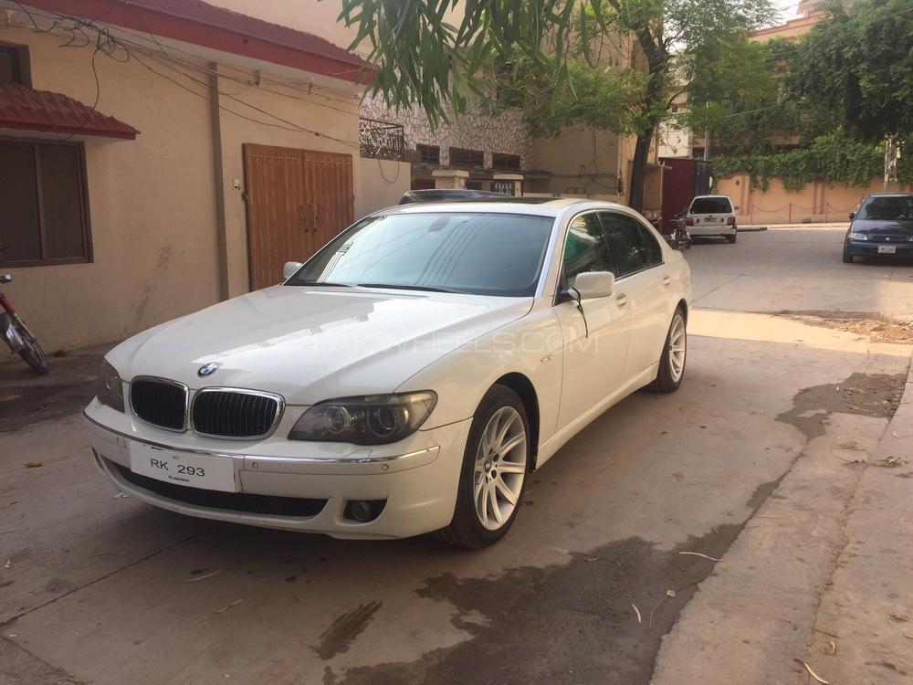 BMW 7 Series 750i 2006 Image-1