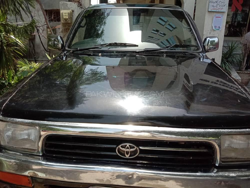 Toyota Surf SSR-X 3.0D 1992 Image-1
