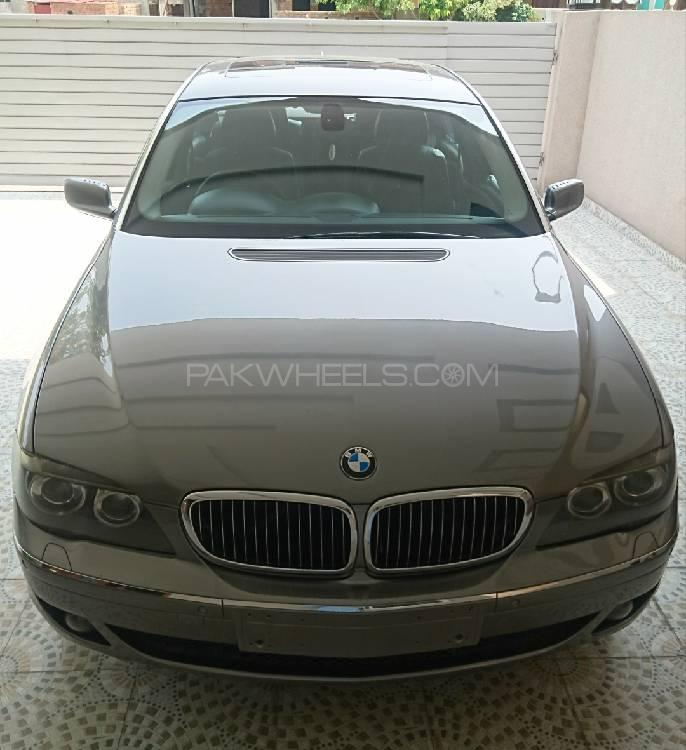 BMW 7 Series 2007 For Sale In Islamabad
