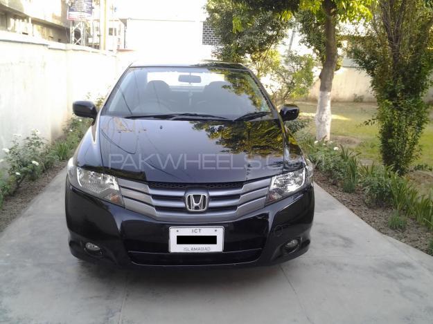 Honda City Aspire 1.3 i-VTEC 2011 Image-1
