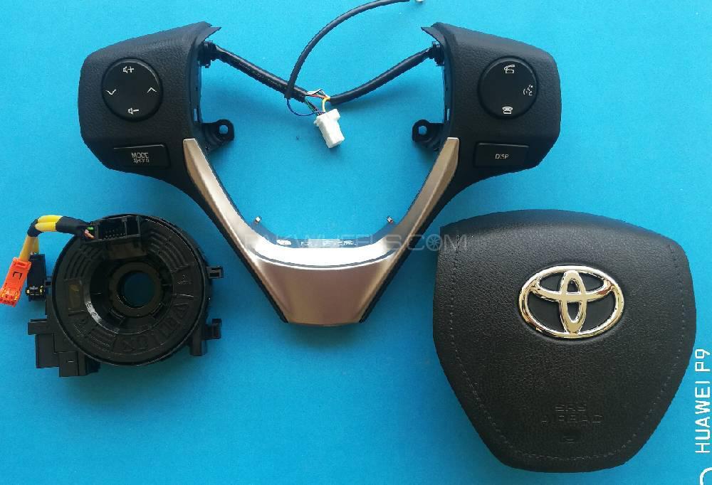 Toyota Corolla Altis,XLI,GLI,Grande  Multimedia Switch Image-1