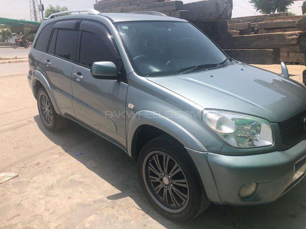 Toyota Rav4 G 2004 Image-1