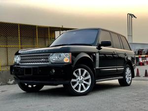 range rover vogue supercharged 4 2 v8 2006 for sale in lahore
