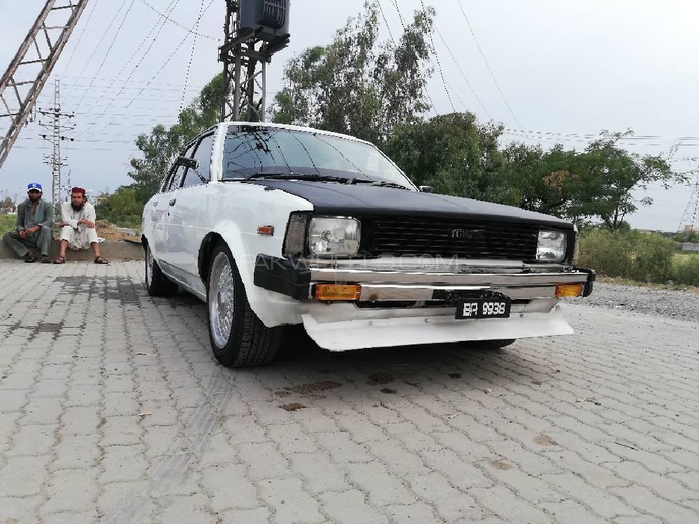 Toyota Corolla SE 1981 Image-1