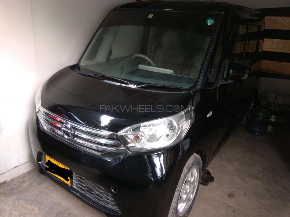 Nissan Roox E 2014 Image-1