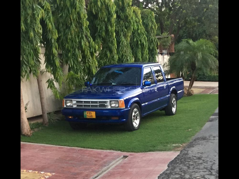 Mazda B2200 1994 for sale in Lahore | PakWheels