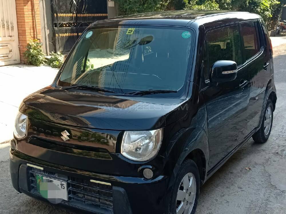 Suzuki MR Wagon ECO-X 2015 Image-1