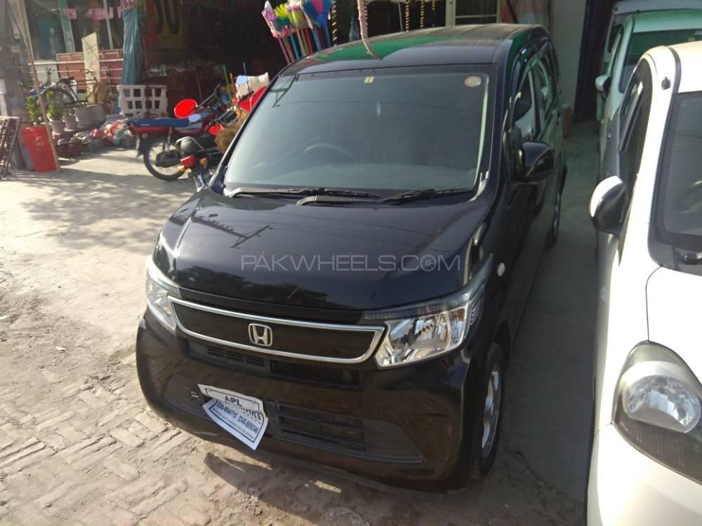 Honda N Wgn Custom G 2017 Image-1
