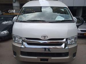 Used Toyota Hiace TRH 224 2015