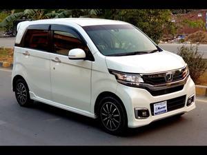 Honda N Wgn Cars for sale in Lahore | PakWheels