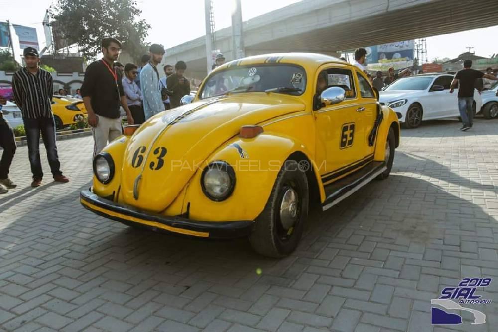 Volkswagen Beetle 1200 1963 Image-1
