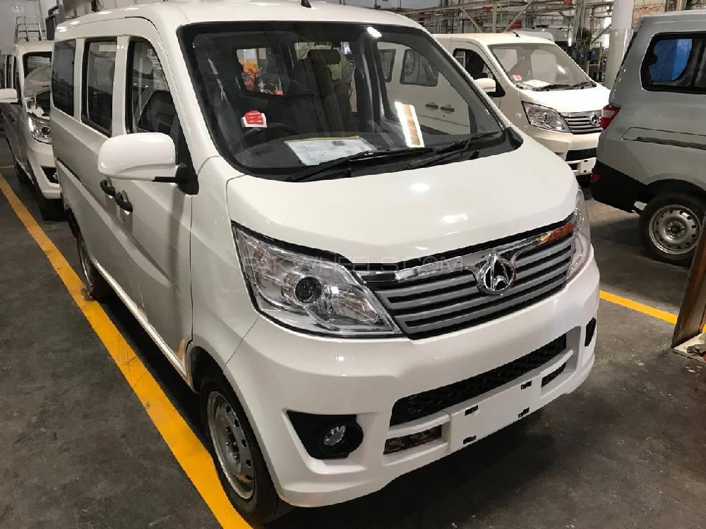 Changan Karvaan Base Model 1.0 2019 Image-1