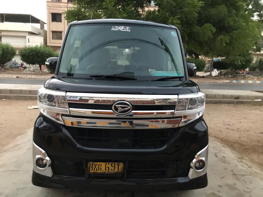 Daihatsu Tanto Custom X 2014 For Sale In Karachi