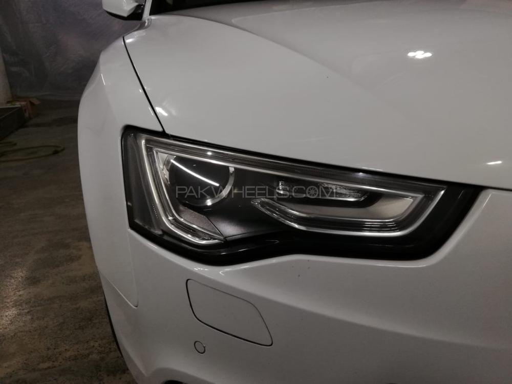 Audi A5 1 8 TFSI 2014 for sale in Lahore   PakWheels