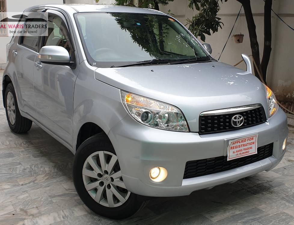 Toyota Rush X Smart Edition 2013 Image-1