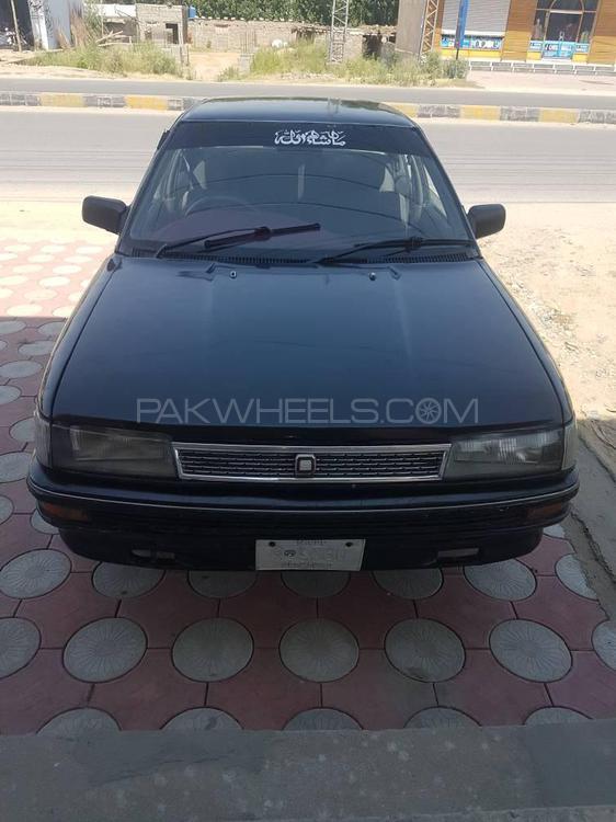 Toyota Corolla DX 1988 Image-1