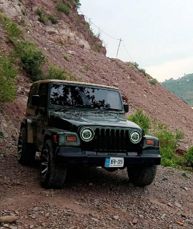 1999 Jeep Wrangler For Sale >> Jeep Wrangler Sahara 1999 For Sale In Islamabad Pakwheels