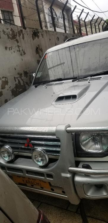 Mitsubishi Pajero Exceed Automatic 2.8D 1992 Image-1