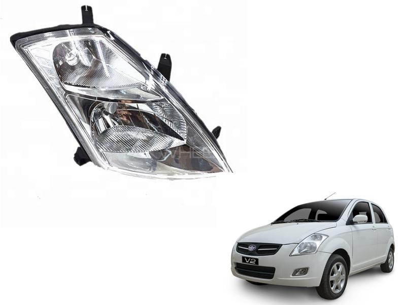 Genuine Front Headlight RH For Faw v2 2013-2019 in Lahore