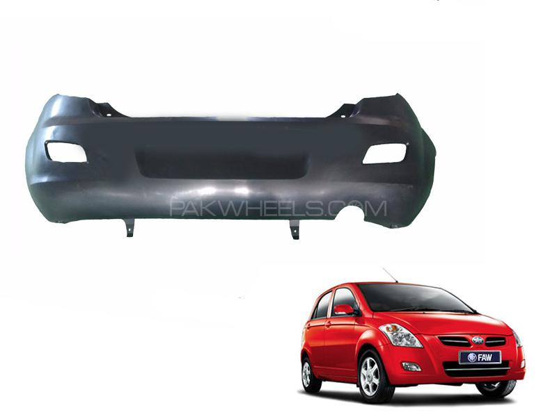 Genuine Rear Bumper For Faw v2 2013-2019 in Lahore