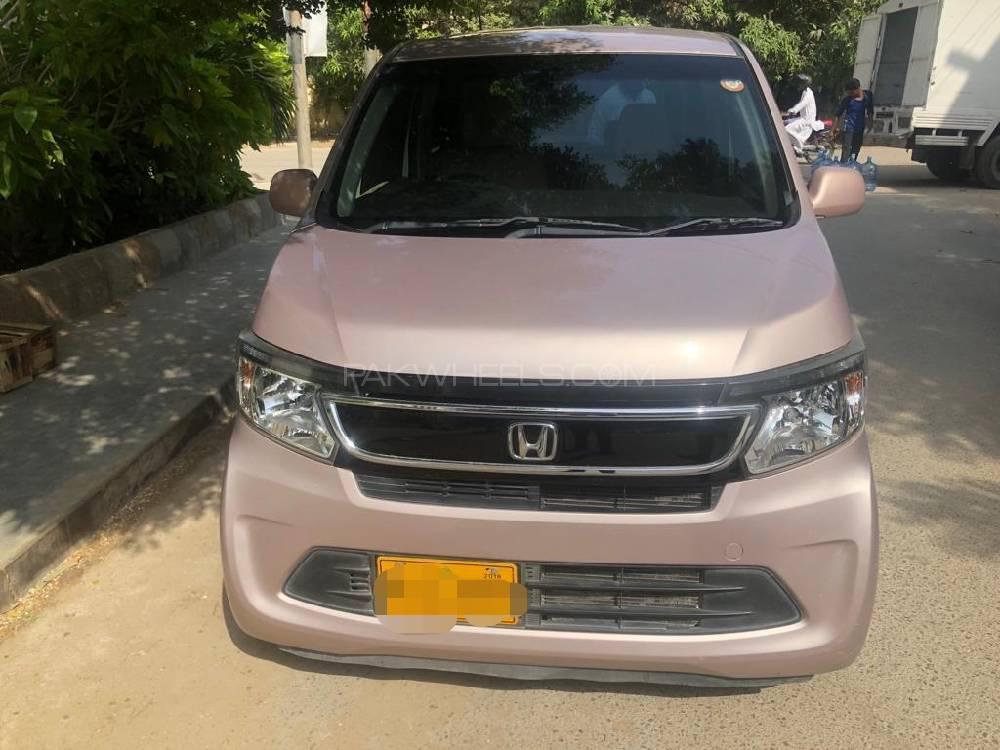 Honda N Wgn Custom G 2014 for sale in Karachi   PakWheels