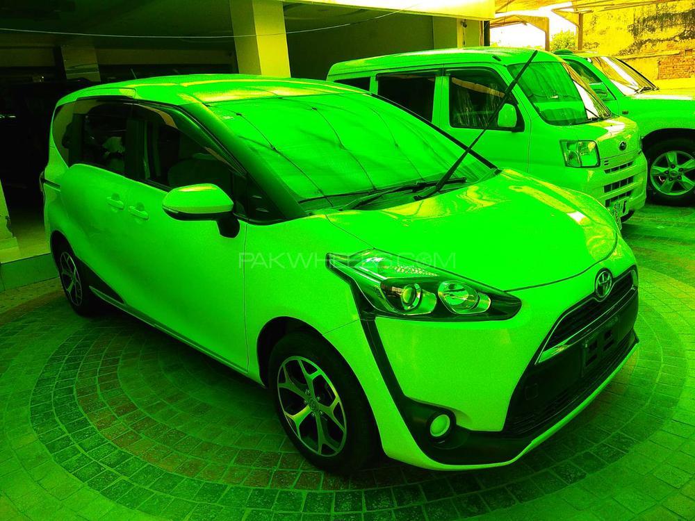 Toyota Sienta X 2016 Image-1