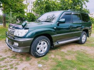 Toyota Land Cruiser for sale in Pakistan | PakWheels