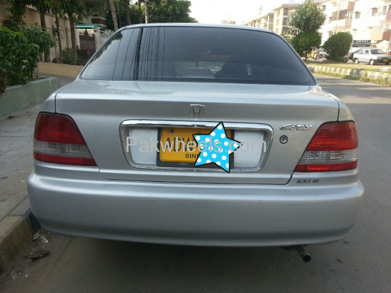 Honda City 2002 Image-9