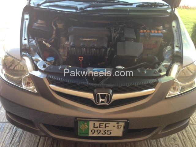 Honda City i-VTEC 2008 Image-4