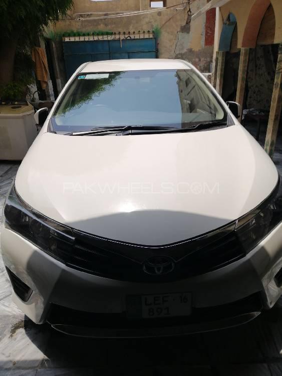 Toyota Corolla GLi 1.3 VVTi Special Edition 2016 Image-1