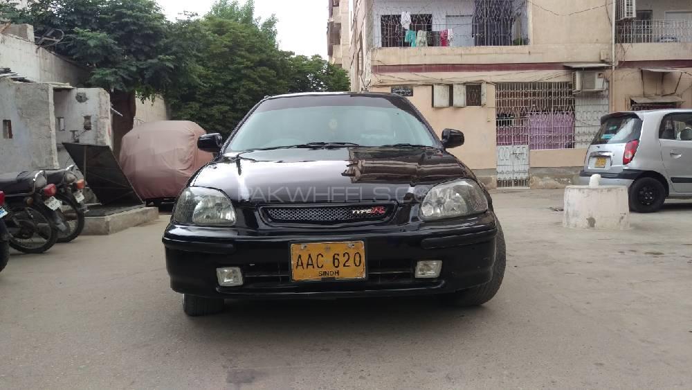 Honda Civic EXi 1996 Image-1