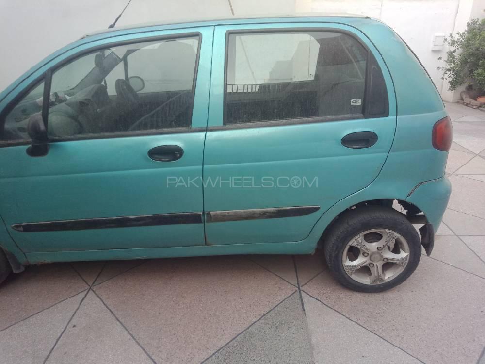 Chevrolet Exclusive LS 0.8 2003 Image-1