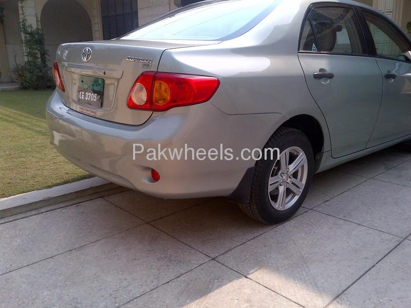 Toyota Corolla XLi 2010 Image-1