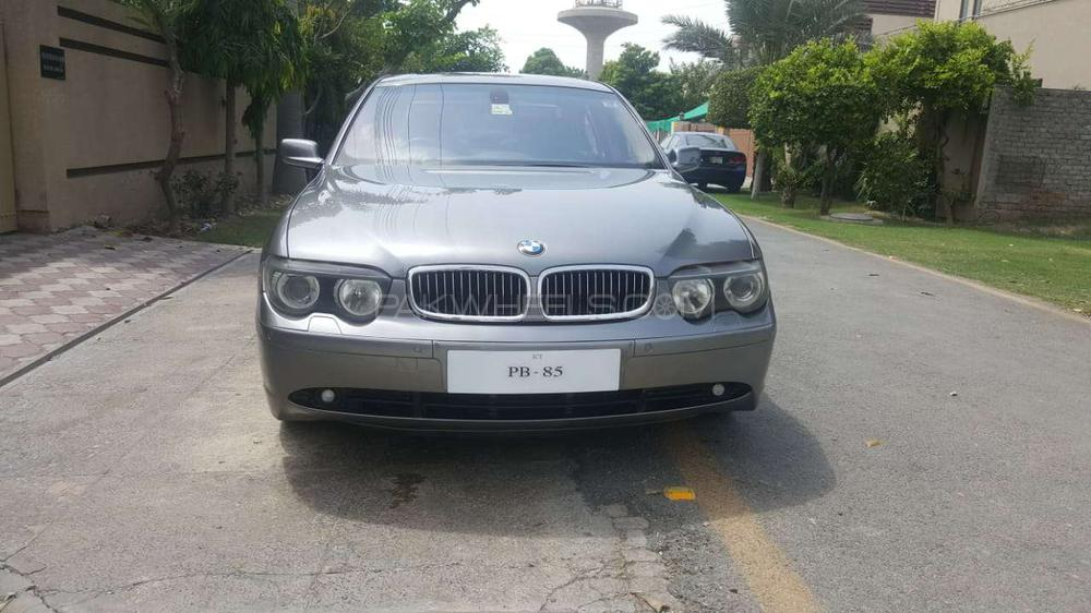 BMW 7 Series 730Li 2004 Image-1