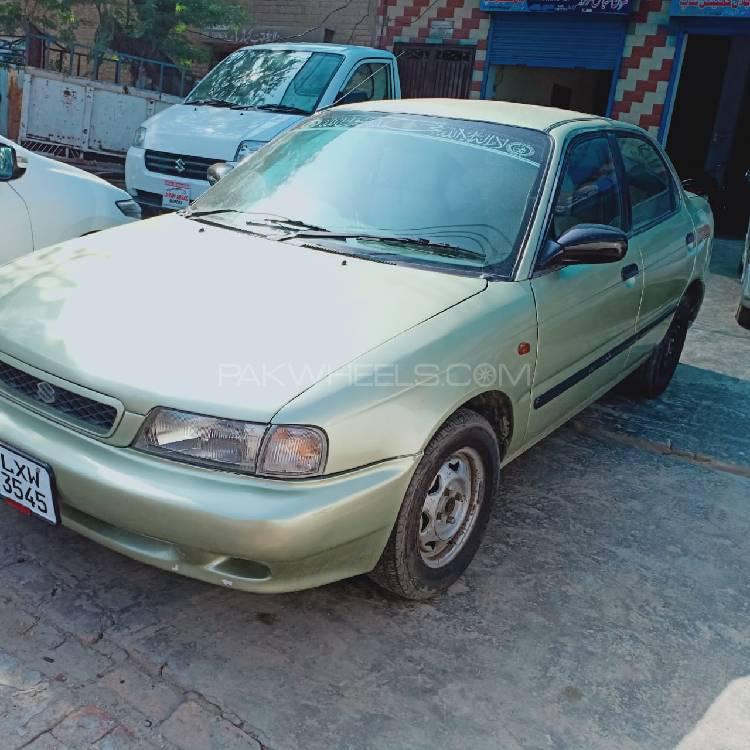 Suzuki Baleno 2001 Image-1