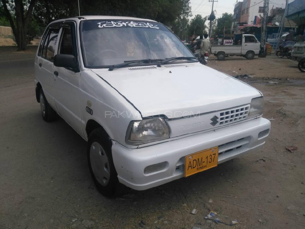 Suzuki Mehran VXR (CNG) 2001 Image-1