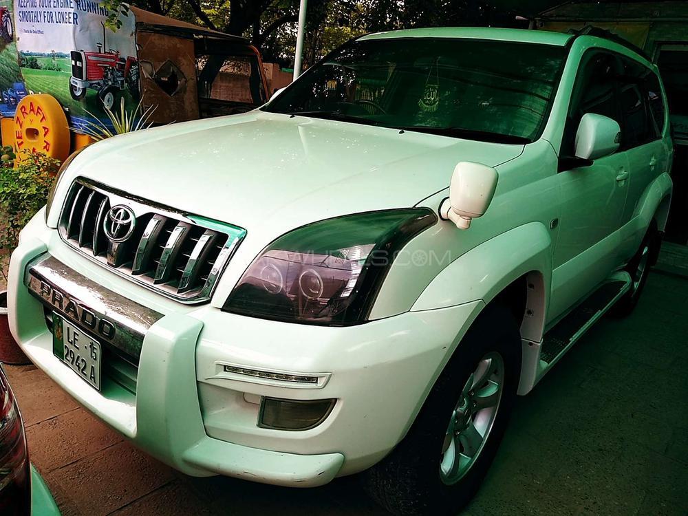 Toyota Prado TX 2.7 2004 Image-1