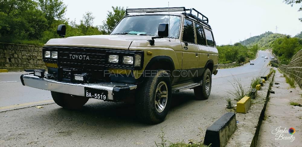 Toyota Land Cruiser 1982 Image-1